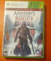 Assassin's Creed Rogue Microsoft Xbox 360 Ubisoft  Gameware Havok Mature