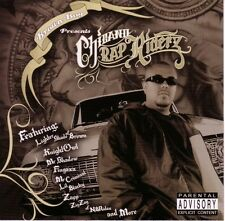 Chicano Rap Riderz - Brown Boy (2006, CD NIEUW) Explicit Version