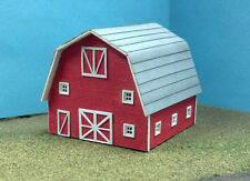 HO SCALE  ** Laser Cut **  Barn Kit