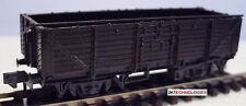 Peco KNR-10 15ft Wheelbase Open Tarpaulin Wagon N Gauge WAGON KIT Tracked48 Post