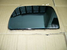 BMW X5 E53 FRONT LEFT N/S MIRROR GLASS HEATED WIDE ANGEL PLS CHECK  51167039597A