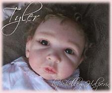 NIP-translucent  Limited Edition Tyler doll reborn KIT by Shelley Halperin