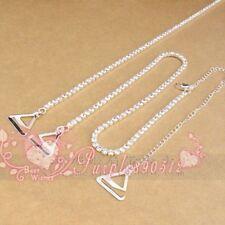 1ROW CLEAR Diamante Crystal Rhinestone Bra Shoulder Straps Party PROM Detachable