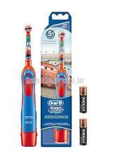 Braun Oral-B Kids Advance Power Kids Toothbrush Disney Cars Boys Children New