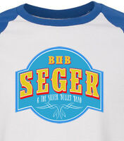 Bob Seger new T SHIRT  70s  rock n roll  all sizes s m lg xl Heartland rock
