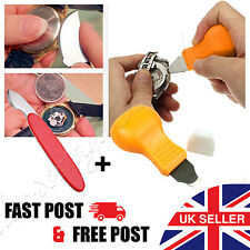 Watch Opener Knife Press Back Cover Case Remover Battery Change Repair Tool Kit