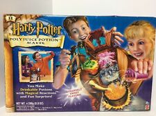 Harry Potter Polyjuice Potion Maker New In Box Factory Sealed 2002 55692