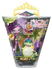 Novi Stars Doll ARI ROMA Bubble Gum Scented Pink Glitter Body Glow Stand Pet