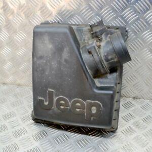 JEEP GRAND CHEROKEE WJ WG 2.7 CRD Air Filter Box Upper Part 53013535AA 120kw