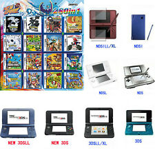 280 in 1 Games Cartridge combinaison Jeu Carte Pour 2DS NDS DSLITE DSi 3DS Xl