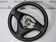 BMW M E82 E90 E92 E93 m1 m3 Sport Leder Lenkrad Steering Wheel Airbag