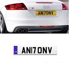 AN17 ONV ANTONY ANTHONY ANT Tony cherished Reg Number Plate Smith King AMG F1