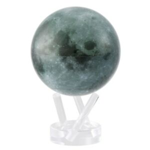 MOVA Globe Moon 6 Inch Spinning Moving Rotating