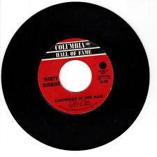MARTY ROBBINS Gardenias in her Hair VG++(+) 45 RPM RESSUE