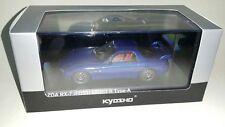 Kyosho Mazda RX-7 FD3S Spirit R Type-A Blue 03703BLM 1:43