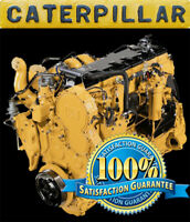 CATERPILLAR CAT 3406 ON-HIGHWAY ENGINE REPAIR SERVICE MAINTENANCE MANUAL