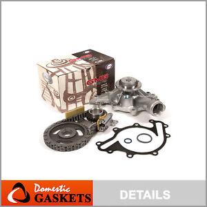 04-07 Ford Freestar Mercury Monterey 4.2L OHV Timing Chain GMB Water Pump Kit