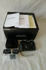 Fujifilm X-T20 Mirrorless 24.3MP 4K Fuji X T20 Digital Camera Body Black