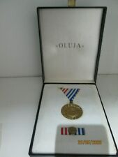 Croatia Medal Operation OLUJA         STORM
