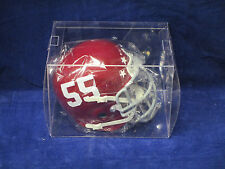 REMEMBER THE TITANS MOVIE - Screen Accurate MINI FOOTBALL HELMET #55 DENZEL