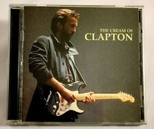 Eric Clapton The Cream of Clapton CD 1995 Polygram Music A&M Records Rock Blues
