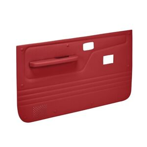 Coverlay Red Door Panels 12-50F-RD For 83-88 Ford Bronco II Ranger