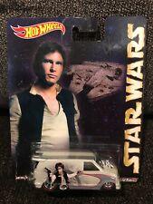 Hot Wheels 1985 Chevy Astro Van (Star Wars Han Solo)