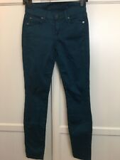 7 Seven For All Mankind Size 24 Ankle Gwenevere Ankle Skinny Jeans Color BUTO