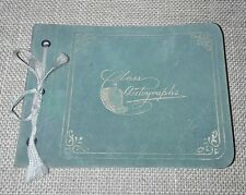 Vintage Class Autographs Book Adams Township PA 1934 Class of 38