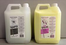 Shampooing À huile de Vison pour Chiens blancs 5l Gottlieb Style Shampoo