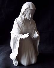 "BOEHM Porcelain Christian Era MARY Spirit of Bethlehem 8 1/2"" EXQUISITE DETAIL"