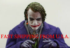 SUPREME 1/6 Custom Joker Head Sculpt 3.0 For Hot Toys DX11 DX01 ❶USA IN STOCK❶