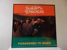 SUICIDAL TENDENCIES  - POSSESSED TO SKATE - CAROLINE RECORDS-1453
