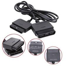 For Sony PlayStation PS1/PS2 Console Game Extension Cable lead Controller 1.5m