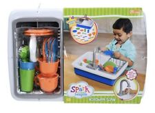 Spark Kitchen Sink Preschool Toys & Pretend Play New For Ages 3 Years And Up