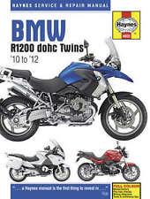 Haynes M4925 Repair Manual for 2010-12 BMW R1200 dohc Twins 70-1129 274244