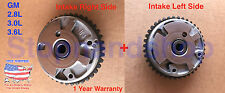 Engine Variable Timing Sprocket Cam Camshaft Phaser Gear Intake set for GM V6