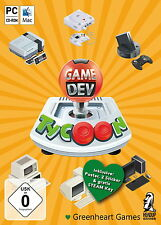 Game Dev Tycoon - Collector's Edition (PC/Mac, 2016, DVD-Box)