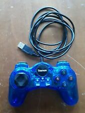 Tremon PC Joypad-GAME CONTROLLER- BLUE Pre-owned