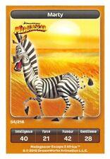 Carte Carrefour Dreamworks - Madagascar - Marty  N°54