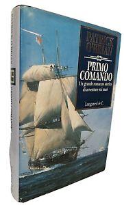PRIMO COMANDO Patrick O'Brian Longanesi 1995