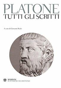 9788845290039 Tutti gli scritti - Platone,G. Reale