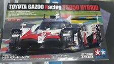 Tamiya 1/32 mini 4WD Toyota Gazoo Racing TS050 Hybrid Battery Car Kit #18652