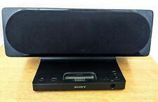 **BLUETOOTH Sony SRS GU1 DIGITAL speakers APPLE IPHONE / IPOD dock & AUX-IN*** .