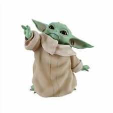 Star Wars Mandalorian Baby Yoda Action Figure Collection Model Kids Toy Gift