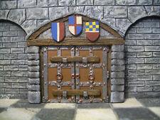 Portal Backside Thomarillion Unpainted Resin Dwarven Forge D&D