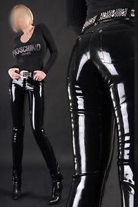 317 Latex Gummi Rubber Female Jeans Legging pants trousers catsuit customized