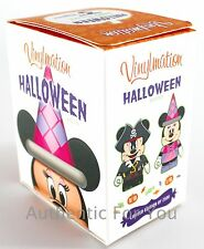 2015 Disney Vinylmation Mickey Minnie Halloween Eachez Sealed Mystery Blind Box