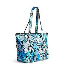 Vera Bradley Camofloral Extra Large Miller Travel Bag Tote Carryon NWT $88