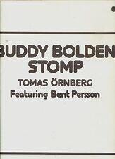 TOMAS ÖRNBERG feat BENT PERSSON buddy bolden stomp DENMARK 1979 EX+ LP